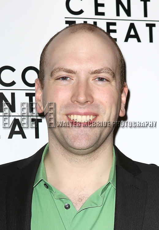 Geoffrey Allen Murphy attending the Broadway Opening Night After Party for The Lincoln Center Theater Production of 'The Nance' at the Mariott Marquee Hotel in New York City on 4/15/2013...