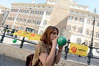 Roma, 18 Luglio 2017<br /> I radicali italiani organizzano un corso di autocoltivazione della Cannabis contro la penalizzazione dell'autocoltivazione