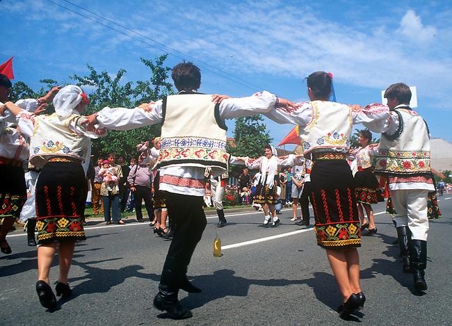 International Folk Festival, Straznice, Czech Republic