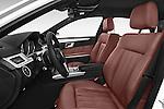 Front seat view of a 2015 Mercedes Benz Classe E E220 4 Door Sedan 2WD Front Seat car photos