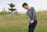 Dermot McElroy (IRL) on the 2nd fairway during Round 1 of the Bridgestone Challenge 2017 at the Luton Hoo Hotel Golf &amp; Spa, Luton, Bedfordshire, England. 07/09/2017<br /> Picture: Golffile | Thos Caffrey<br /> <br /> <br /> All photo usage must carry mandatory copyright credit     (&copy; Golffile | Thos Caffrey)