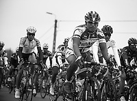 3 Days of West-Flanders, .day 2: Brugge-Kortrijk/Bellegem.Mehdi Sohrabi; first ever race on Belgian soil.