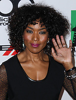 BEVERLY HILLS, CA - OCTOBER 21: Angela Bassett at 17th Annual Hollywood Film Awards held at The Beverly Hilton Hotel on October 21, 2013 in Beverly Hills, California. (Photo by Xavier Collin/Celebrity Monitor)