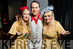 Janna Foley with Mike and Jennifer Lynch, pictured at Tralee Musical Society's 30th anniversary 'Salute to the Musicals' held at Siamsa Tire, Tralee on Tuesday night last.
