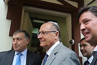 10.09.2018 - Geraldo Alckmin - Celebração do ano novo Judaico em SP