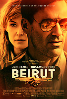 BEIRUT (2018)<br /> POSTER<br /> *Filmstill - Editorial Use Only*<br /> CAP/FB<br /> Image supplied by Capital Pictures