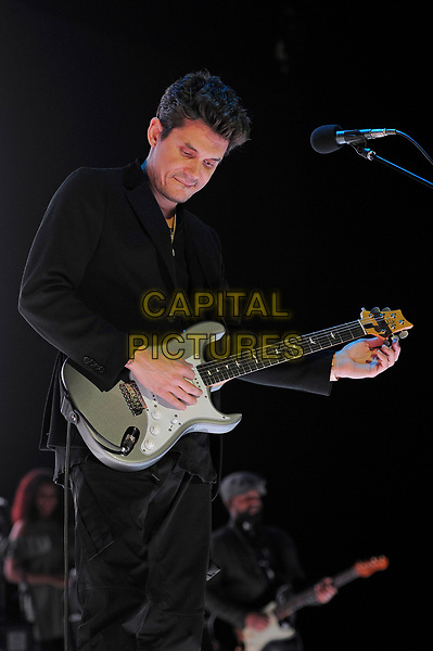 LONDON, ENGLAND - MAY 11: John Mayer performing at the O2 Arena on May 11, 2017 in London, England.<br /> CAP/MAR<br /> &copy;MAR/Capital Pictures