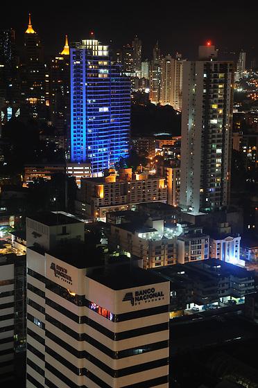 Hotel Sonesta / Ciudad de Panamá.