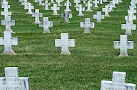 Cemetery for Daughters of Charity religious order of nuns, Elizabeth Seton National Shrine, Emmitsburg, Maryland, USA