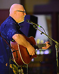 Mick Hanley performing at Maria Butterly's launch of her new album 'Blue Mandolin' at the Knightsbrook hotel in Trim. Photo:Colin Bell/pressphotos.ie