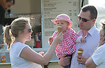 """SAVANNAH PHILLIPS ENJOYS AN ICE-CREAM IN THE HOT WEATHER.Peter Phillips and Autumn Kelly's first child and the Queen's first great-grandchild, Savannah was treated to an ice-cream as temperatures soared..The 15-month-old was at the Gatcombe Horse Trials, Minchinhampton. .Mandatory credit photo: ©Dias/NEWSPIX INTERNATIONAL..(Failure to credit will incur a surcharge of 100% of reproduction fees)..                **ALL FEES PAYABLE TO: """"NEWSPIX INTERNATIONAL""""**..IMMEDIATE CONFIRMATION OF USAGE REQUIRED:.Newspix International, 31 Chinnery Hill, Bishop's Stortford, ENGLAND CM23 3PS.Tel:+441279 324672  ; Fax: +441279656877.Mobile:  07775681153.e-mail: info@newspixinternational.co.uk"""