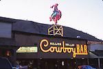 Million Dollar Cowboy Bar in Jackson