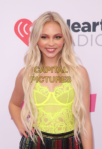 CARSON, CA - June 1: Jordyn Jones, at 2019 iHeartRadio Wango Tango Presented By The JUVÉDERM® Collection Of Dermal Fillers at Dignity Health Sports Park in Carson, California on June 1, 2019.   <br /> CAP/MPI/SAD<br /> ©SAD/MPI/Capital Pictures