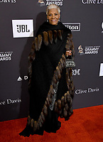 09 February 2019 - Beverly Hills, California - Dionne Warwick. The Recording Academy And Clive Davis' 2019 Pre-GRAMMY Gala held at the Beverly Hilton Hotel.   <br /> CAP/ADM/BT<br /> &copy;BT/ADM/Capital Pictures