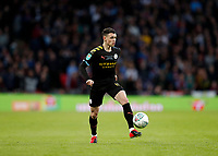1st March 2020; Wembley Stadium, London, England; Carabao Cup Final, League Cup, Aston Villa versus Manchester City; Phil Foden of Manchester City - Strictly Editorial Use Only. No use with unauthorized audio, video, data, fixture lists, club/league logos or 'live' services. Online in-match use limited to 120 images, no video emulation. No use in betting, games or single club/league/player publications