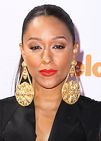 WESTWOOD, LOS ANGELES, CA, USA - JULY 17: Tia Mowry, Tia Dashon Mowry-Hardrict at the Nickelodeon Kids' Choice Sports Awards 2014 held at UCLA's Pauley Pavilion on July 17, 2014 in Westwood, Los Angeles, California, United States. (Photo by Xavier Collin/Celebrity Monitor)