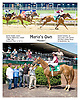 Maria's Own winning at Delaware Park on 5/19/12.