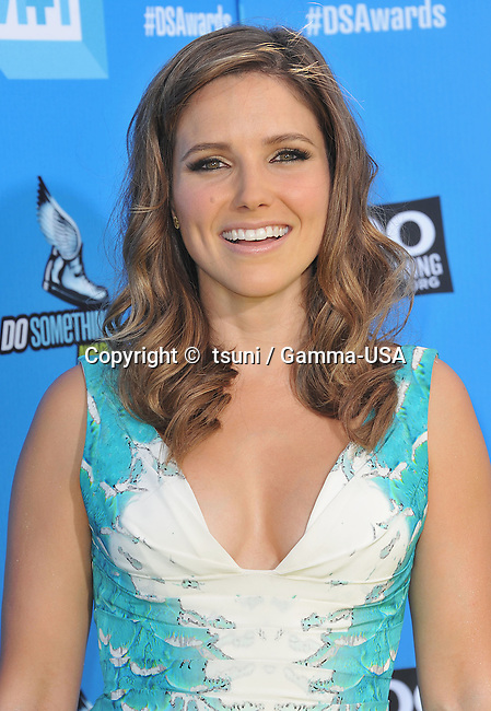 Sophia Bush  arriving 2013, Do Something Awards at the Avalon Club in Los Angeles.