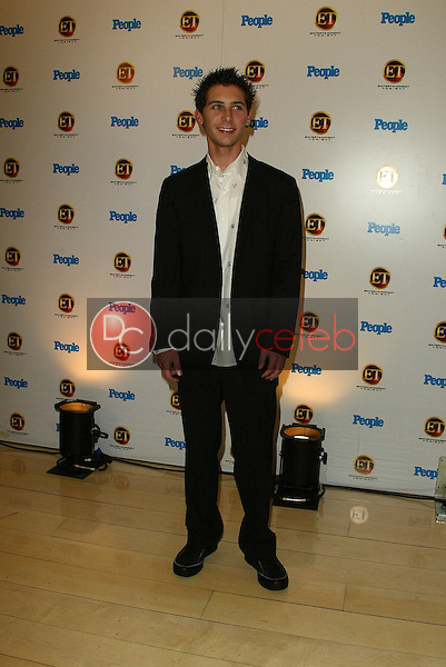 Justin Berfield<br /> At the Entertainment Tonight Emmy Party Sponsored by People Magazine, The Mondrian Hotel, West Hollywood, CA 09-18-05<br /> Jason Kirk/DailyCeleb.com 818-249-4998