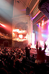 The Apollo Theater in Harlem on Amature Night, where some of the greats in American Music, such as Gladys Night, got their start.