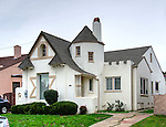 Storybook Style Homes Picardy Drive Oakland California