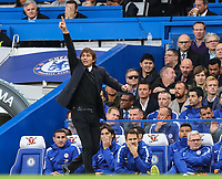 Manager Antonio Conte of Chelsea <br /> Calcio Chelsea - Manchester City Premier League <br /> Foto Phcimages/Panoramic/insidefoto