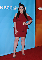 09 January 2018 - Pasadena, California - Laruen Ash. 2018 NBCUniversal Winter Press Tour held at The Langham Huntington in Pasadena. <br /> CAP/ADM/BT<br /> &copy;BT/ADM/Capital Pictures