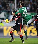 14.Spieltag der Fussball Bundesliga 2008/2009