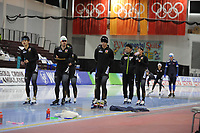 SPEEDSKATING: SALT LAKE CITY: 07-12-2017, Utah Olympic Oval, training ISU World Cup, Team Japan, ©photo Martin de Jong