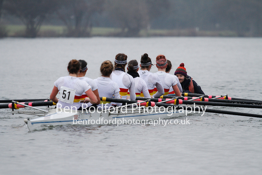 Crew: 51 - Tideway Scullers Sch  - W.IM3.8+ <br /> <br /> Henley Fours &amp; Eights Head 2017<br /> <br /> To purchase this photo, or to see pricing information for Prints and Downloads, click the blue 'Add to Cart' button at the top-right of the page.