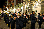 La Processione del Venerdì Santo delle Confraternite di Savona. The holy friday procession in Savona.
