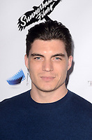 "LOS ANGELES - JAN 10:  Zane Holtz at the ""Beyond The Night"" Los Angeles Premiere at the Ahrya Fine Arts Theater on January 10, 2019 in Beverly Hills, CA"