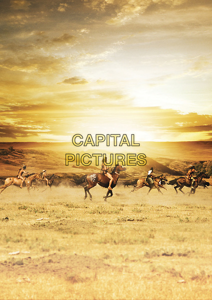 Dances with Wolves (1990) <br /> Promotional art<br /> *Filmstill - Editorial Use Only*<br /> CAP/KFS<br /> Image supplied by Capital Pictures