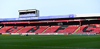 A general view of Alexandra Stadium, home of Crewe Alexandra FC<br /> <br /> Photographer Andrew Vaughan/CameraSport<br /> <br /> The EFL Sky Bet League Two - Crewe Alexandra v Lincoln City - Wednesday 26th December 2018 - Alexandra Stadium - Crewe<br /> <br /> World Copyright &copy; 2018 CameraSport. All rights reserved. 43 Linden Ave. Countesthorpe. Leicester. England. LE8 5PG - Tel: +44 (0) 116 277 4147 - admin@camerasport.com - www.camerasport.com
