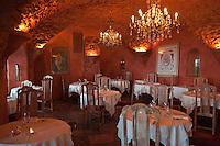 Europe/France/Provence-Alpes-Côte d'Azur/06/Alpes-Maritimes/Antibes: Restaurant: Les Vieux Murs