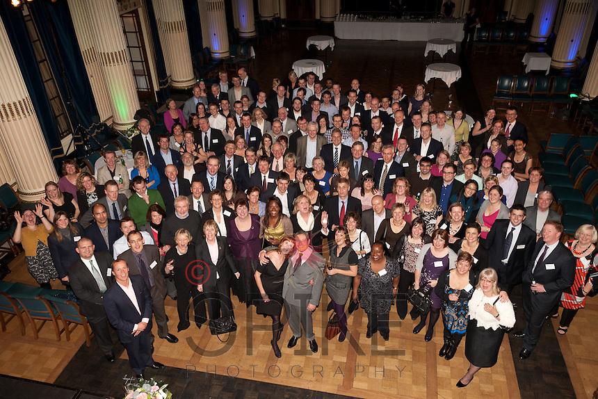 Deloitte Nottingham held an amazing bash for retiring senior partner Peter Hipperson at Nottingham Council House