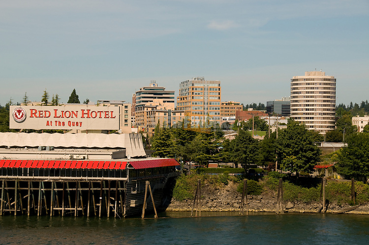 Red Lion Hotel at the Quay in downtown Vancouver, Washington