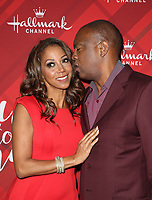 LOS ANGELES, CA - DECEMBER 4: Holly Robinson Peete, Rodney Peete, at Screening Of Hallmark Channel's 'Christmas At Holly Lodge' at The Grove in Los Angeles, California on December 4, 2017. Credit: Faye Sadou/MediaPunch /NortePhoto.com NORTEPHOTOMEXICO