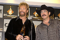 Brooks &amp; Dunn at the first ever CMT Flameworthy Video Music Awards at the Gaylord Entertainment Center in Nashville Tennesee. 6/12/02<br /> Photo by Rick Diamond/PictureGroup.