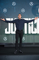Ray Fisher at the photocall for &quot;Justice League&quot;, Southampton Row, London, UK. <br /> 04 November  2017<br /> Picture: Steve Vas/Featureflash/SilverHub 0208 004 5359 sales@silverhubmedia.com