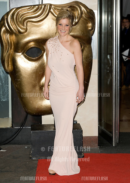 Helen Skelton arriving for the BAFTA Children's Awards 2011 at the Hilton Park Lane, London. 27/11/2011 Picture by: Simon Burchell / Featureflash