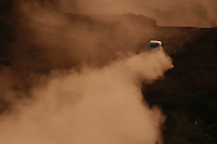 """ConstruÌda na dÈcada de 70 pelo governo militar a TransamazÙnica que durante as chavas se transformam em grandes atoleiros sofre com a chegada do ver""""o se transforma em enormes mantos de poeira.<br /> Altamira Par·, Brasil<br /> Foto Paulo Santos/Interfoto<br /> 12/08/2005<br /> <br /> Rodovia BR 230, a Transamazônica.<br /> É a terceira maior rodovia do Brasil, com 4 223 km de comprimento, ligando Cabedelo, na Paraíba à Lábrea, no Amazonas, cortando sete estados brasileiros; Paraíba, Ceará, Piauí, Maranhão, Tocantins, Pará e Amazonas. Nasce na cidade de Cabedelo, na Paraíba, e segue até Lábrea, no Amazonas.<br /> É classificada como rodovia transversal. Em grande parte, principalmente no Pará e no Amazonas, a rodovia não é pavimentada.<br /> Anapú, Pará, Brasil.<br /> Foto Paulo Santos."""