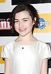 Lilla Crawford attending the Broadway Opening Night Performance After Party for 'Annie' at the Hard Rock Cafe in New York City on 11/08/2012
