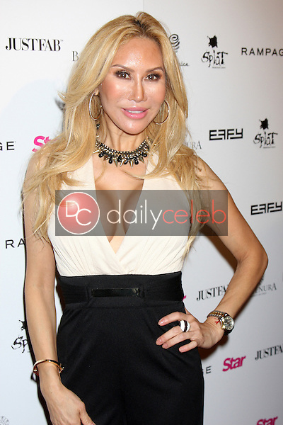 Tess Broussard<br /> at the Star Magazine Scene Stealers Event, Lure, Los Angeles, CA 10-09-14<br /> David Edwards/DailyCeleb.com 818-915-4440