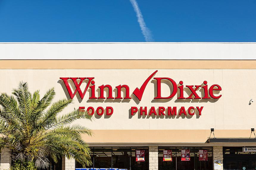 Winn-Dixie Store,