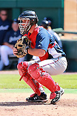 Washington Nationals catcher David Freitas (58) during a game vs. the Detroit Tigers in an Instructional League game at Joker Marchant Stadium in Lakeland, Florida;  October 1, 2010.   Photo By Mike Janes/Four Seam Images