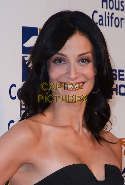 Dayanara Torres.Covenant House California 2011 Gala and Awards Dinner held at The Skirball Cultural Center, Los Angeles, CA, USA, .9th June 2011..portrait headshot smiling strapless black .CAP/ADM/TW.©Tonya Wise/AdMedia/Capital Pictures.