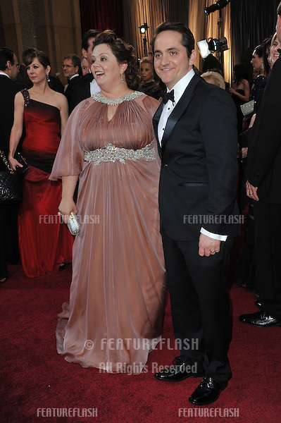 Melissa McCarthy at the 84th Annual Academy Awards at the Hollywood & Highland Theatre, Hollywood..February 26, 2012  Los Angeles, CA.Picture: Paul Smith / Featureflash