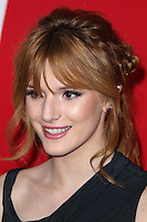 "HOLLYWOOD, CA - JANUARY 29: Bella Thorne arrives at the ""Warm Bodies"" Los Angeles Premiere held at ArcLight Cinemas Cinerama Dome on January 29, 2013 in Hollywood, California. Photo Credit: Xavier Collin / Retna Ltd. / MediaPunch Inc /NortePhoto"