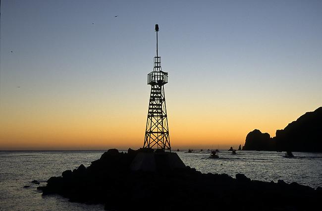 Harbor Light in Cabo San Lucas